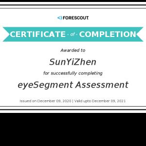 Forescout-eyeSegment Assessment-Kevin
